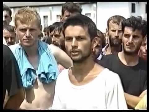"Concentration camps ""OMARSKA"" and  ""TRNOPOLJE"""