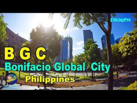 Best Clean City BGC Bonifacio Global City Green City Philippines March 2018
