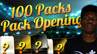 Search for a Legend/IF Opening 100 Packs (FIFA14)