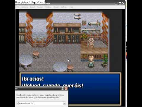Snes rom Tales of phantasia ACTION RPG