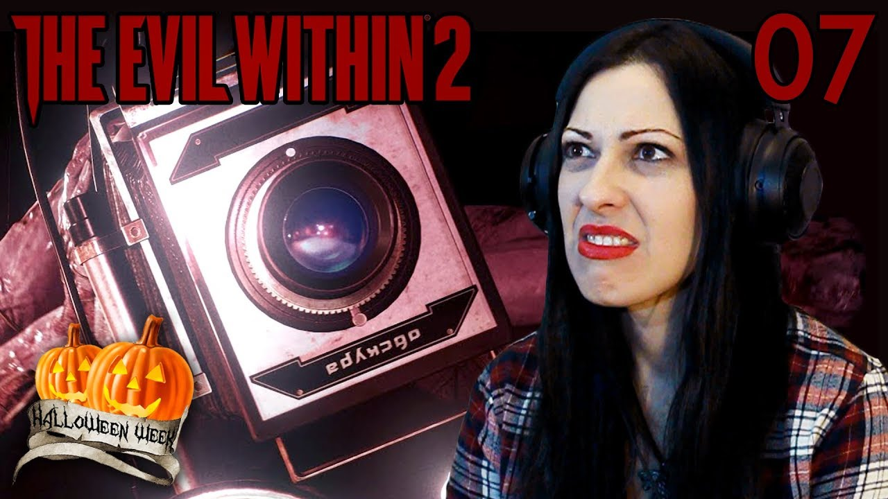 The Evil Within 2 Obscura: The Evil Within 2 Walkthrough