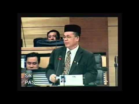 MP PAS Sik Bahas Peruntukan 2013 Kementerian Pelajaran