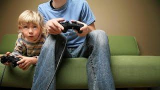 ألعاب الفيديو و المشاكل السلوكية عند الأطفال