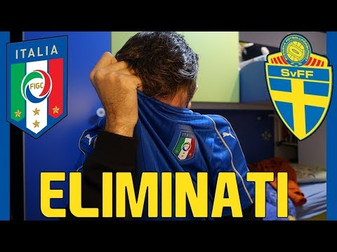 ITALY 0-0 SWEDEN. I'M CRYING. LIVE REACTION