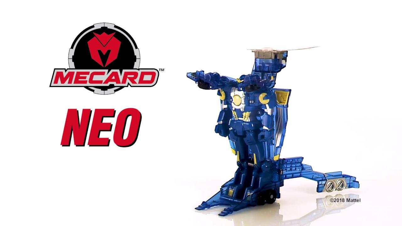 Mecard Ex Jumbo Mecardimal Figure *BRAND NEW*