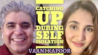 Vaani Kapoor interview with Rajeev Masand | Shamshera | Ranbir, Ranveer & Hrithik
