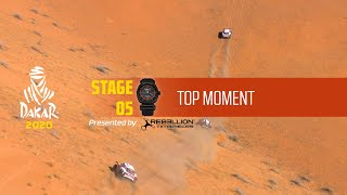 Dakar 2020 - Stage 5 - Top Moment by Rebellion