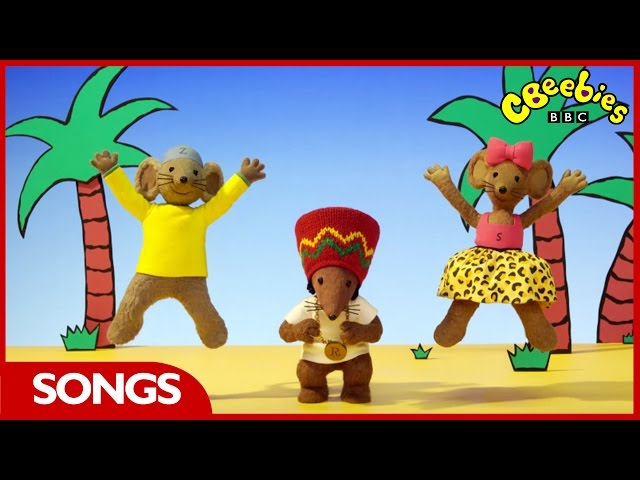 CBeebies Songs | Rastamouse Nursery Rhymes | If You're Happy And You Know It
