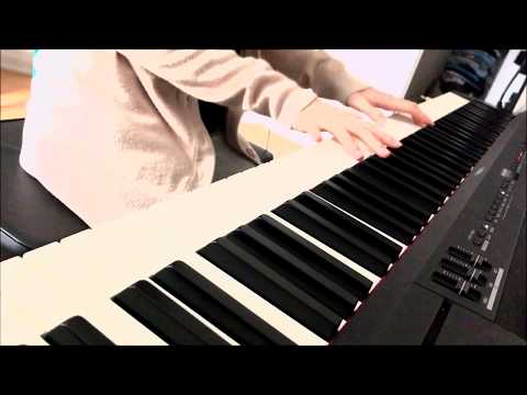 FFXIV - Coerthas Western Highlands Night Theme Piano