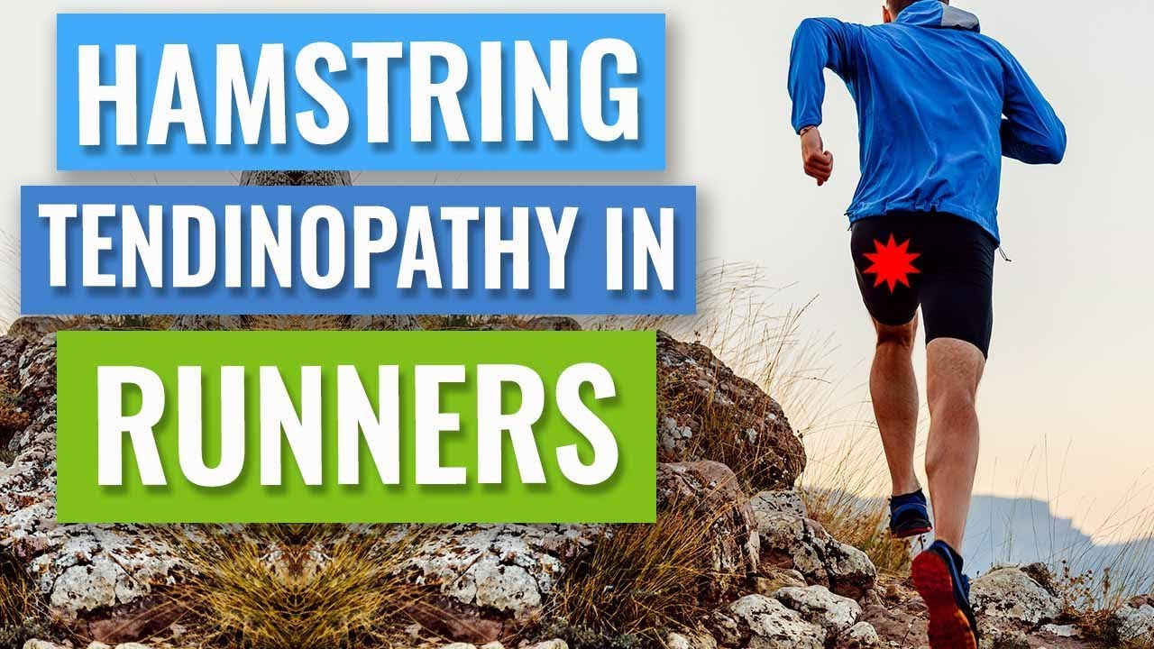 Treating proximal hamstring tendinopathy in runners - YouTube
