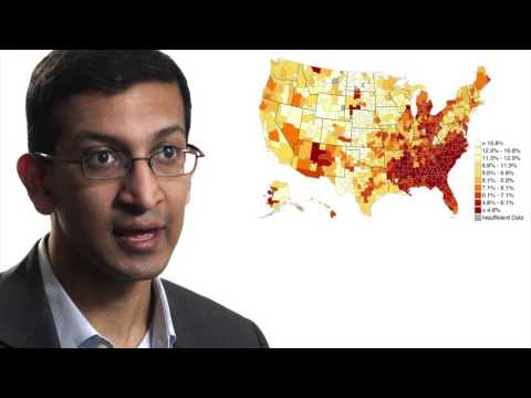 Current Trends in Social Mobility: Raj Chetty