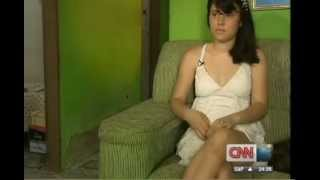 Repeat youtube video Virgin Girl Brazilian High school student auctions off her virginity