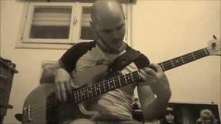Soundgarden - Non-State Actor bass cover