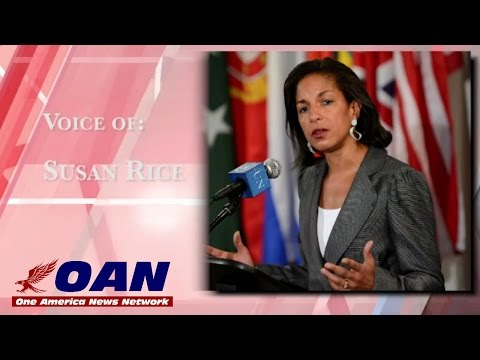 Susan Rice Under fire Over Claims of Destroying Syria's Chemical Weapons