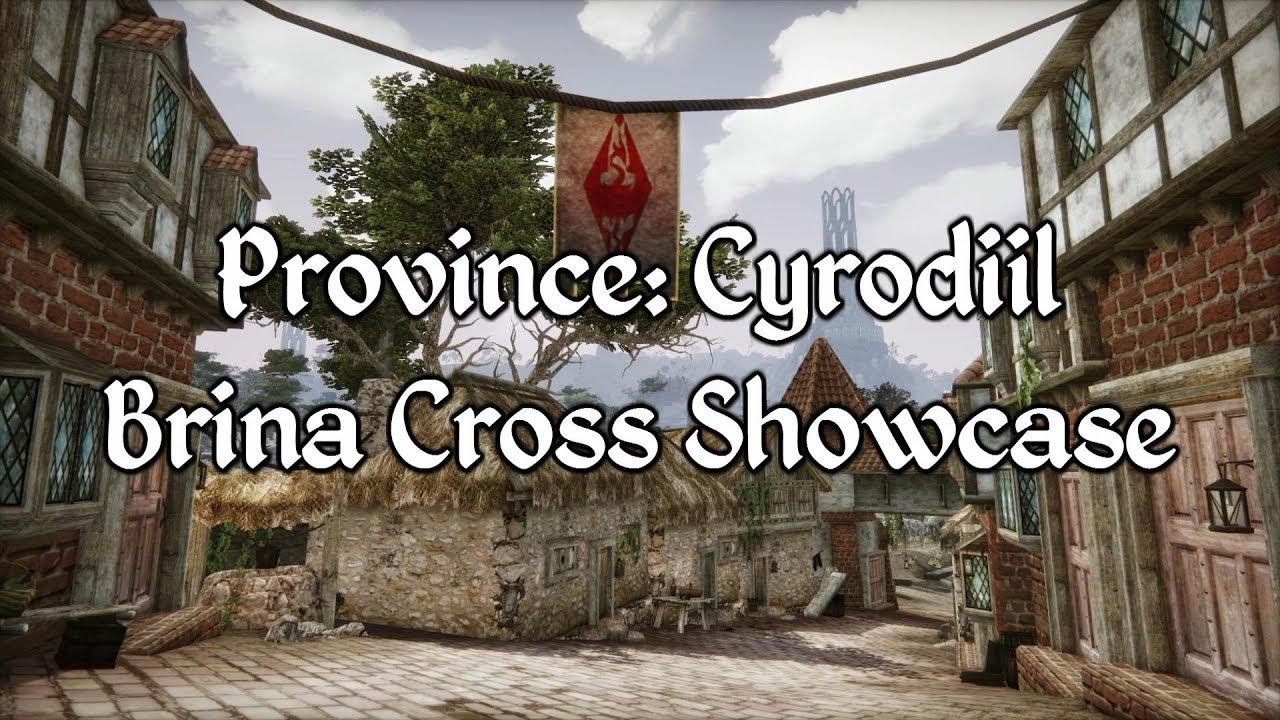 Province Cyrodiil - Brina Cross Showcase - A Morrowind Mod
