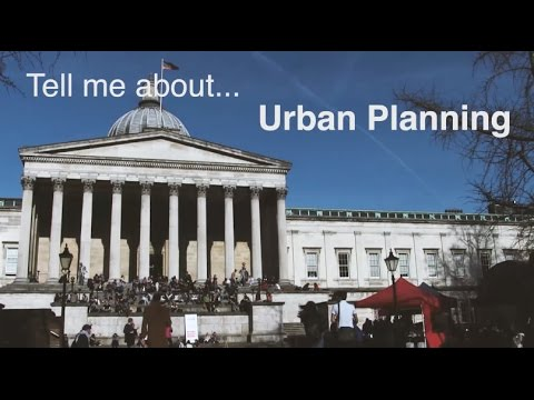 Tell me about Urban Planning