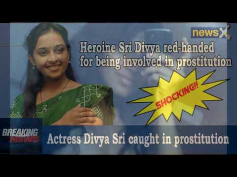 Tamil actress arrested in guntur because of prositution