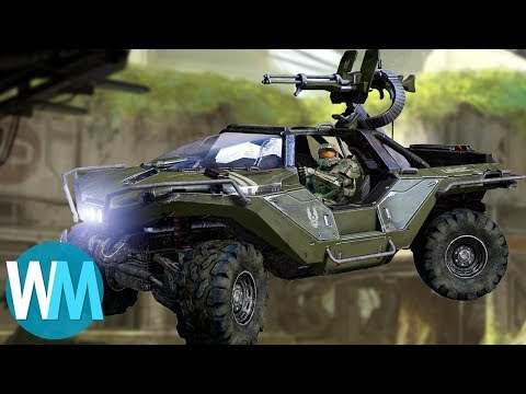 Top 10 Best Video Game Vehicles of All Time! thumbnail