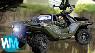 Top 10 Best Video Game Vehicles of All Time!