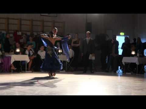 Hugo Gustafsson and Paulina Andersson Quickstep 2011