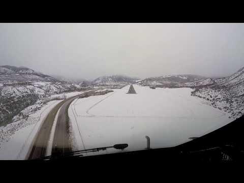Flying a Gulfstream into Aspen Colorado - Sailing Doodles