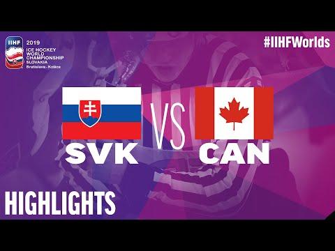 Slovakia vs. Canada