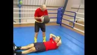 Уроки бокса в домашних условиях