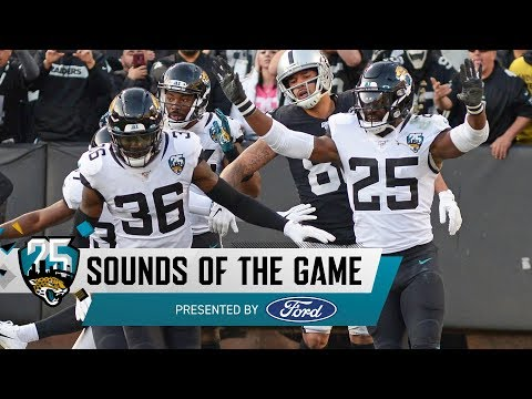 Sounds of the Game: Oakland Raiders