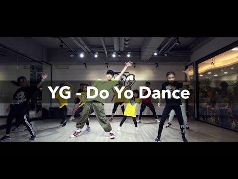 YG - Do Yo Dance ft. Kamaiyah, RJ, Mitch & Ty Dolla $ign | Eddie代 Hip Hop(兒少初中級)