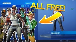 How to get RARE Fortnite Skins for FREE! (Fortnite Skin Changer)