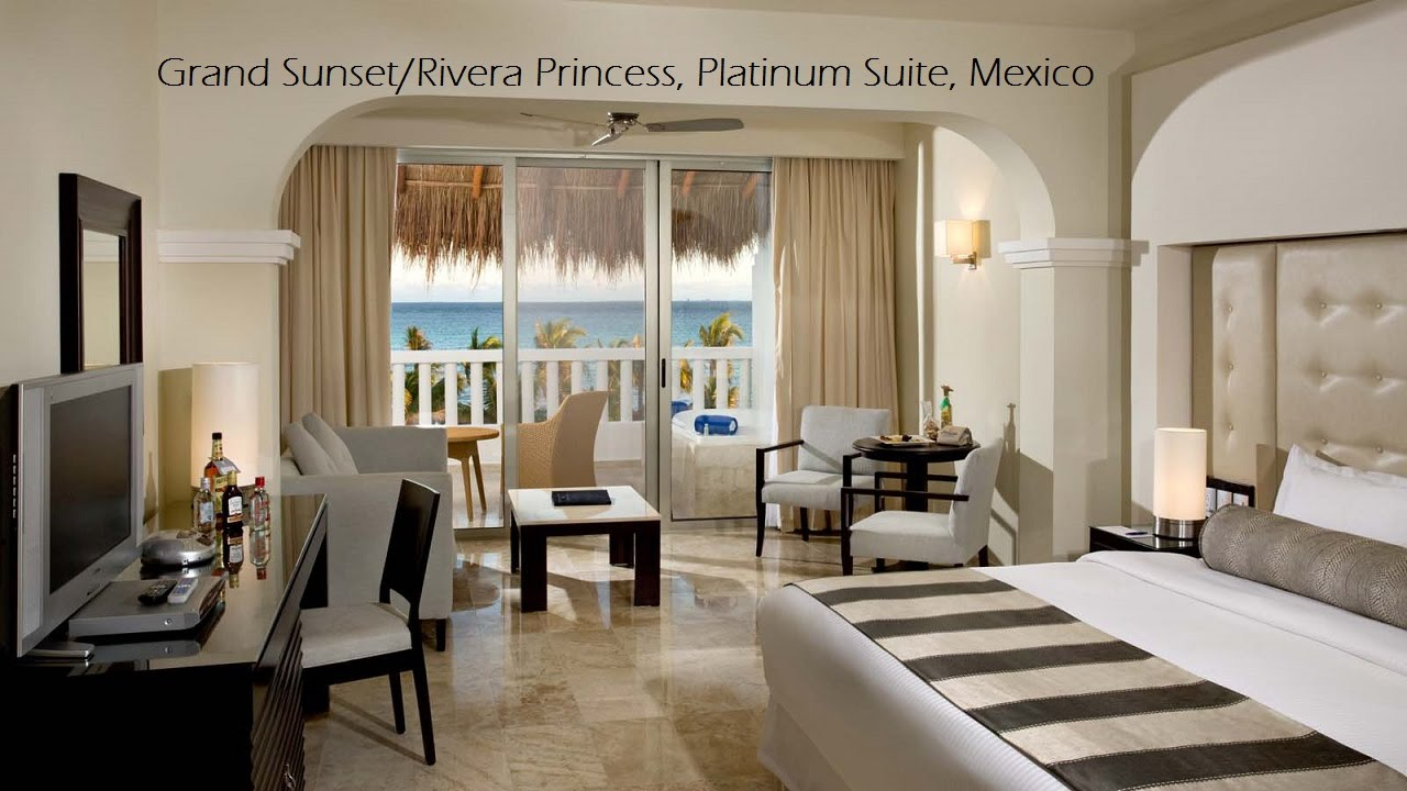Resorts Maya Riviera Inclusive Sunset Princess All Grand