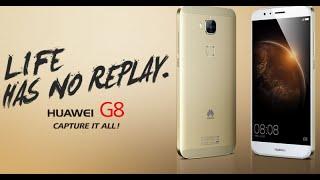 مراجعة لهاتف Huawei G8