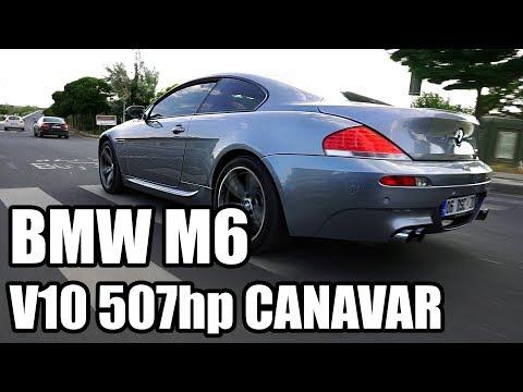 BMW M6 (E63) | 507 Beygirlik Günlük Araba