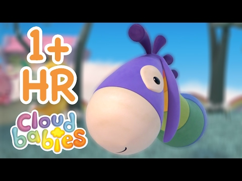 Cloudbabies - Skydonk's New Home | 60+ minutes | Bedtime Stories for Kids