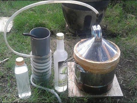 destilasi ala rumahan