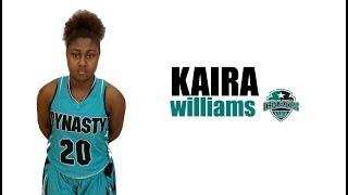 Kaira Williams -  Player Endorsement Recruit Profile ᴴᴰ