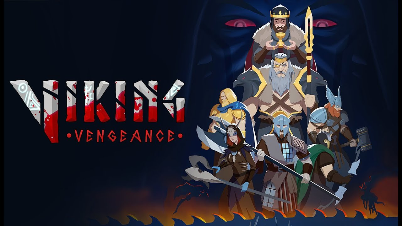 Viking Vengeance coming to Steam on April 8
