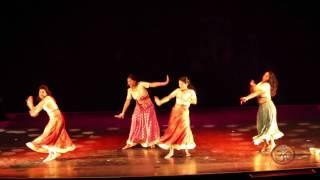 Bollywood choreography of  Sudeshna Maulik  (Sugar Sammy show)