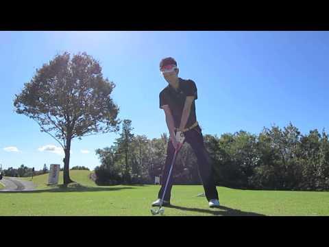 2013年10月 ゴルフラウンド