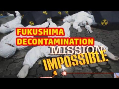 Fukushima Impossible to Decontaminate, Chernobyl, TMI  w/ A Gundersen