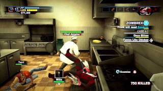 Dead Rising 2: Off the Record - Chef Psychopath - Walkthrough Part 15 (Gameplay & Commentary)