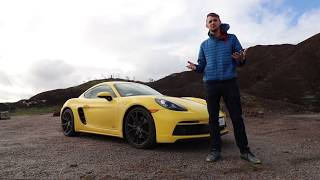 I Drove a Porsche 718 Cayman Through What Is Left of Malibu