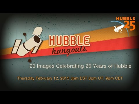 25 Images Celebrating 25 Years of Hubble