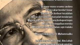 Gus Mus - Aku Merindukanmu, O, Muhammadku