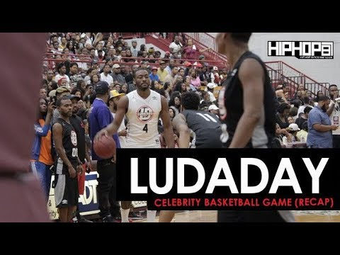 John Wall, Lou Williams, Cardi B, Dave East, Michael Rainey Jr. & More (2017 Ludaday Celebrity Game)