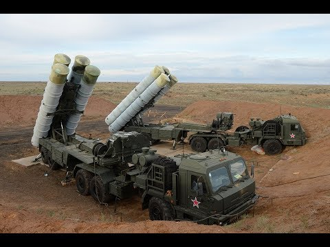 Russia ready to supply advanced S 400 air defense missile systems to Turkey