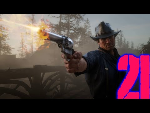 RED DEAD REDEMPTION 2 Walkthrough Gameplay Part 21 uncle's terrible plan