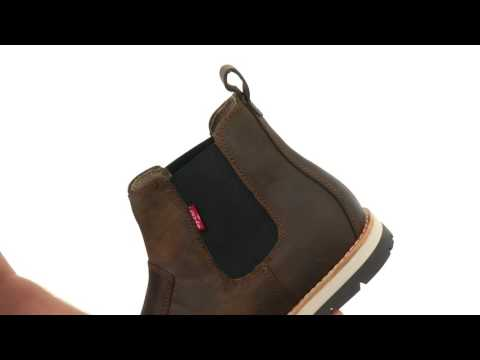 d306ca31f06 Levi's® Shoes Chelsea Logger SKU:8596850 - YouTube