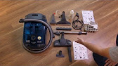 VSK-Lab. Пылесос Bosch BSGL 52530 (мощный, недорогой) - YouTube