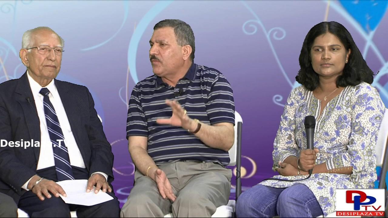 Part 1. Dr.Shivraj Tyagi of Sant Nirankari Mission giving interview to Desiplaza TV